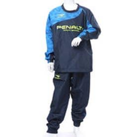 ペナルティ PENALTY ユニセックス サッカー/フットサル ウインド上下セット JR裏メッシュピステ上下セット PO787AP