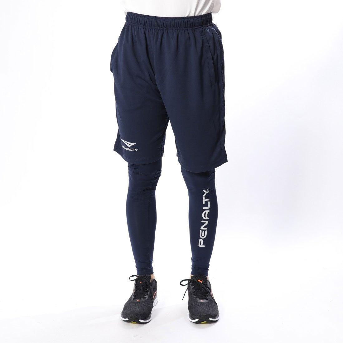 ロコンド 靴とファッションの通販サイトペナルティ PENALTY サッカー/フットサル レイヤードパンツ プラパンツ・インナーセット PP8113