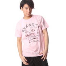 ピーナッツ PEANUTS メンズ 半袖Tシャツ PN-9C12137TSキ