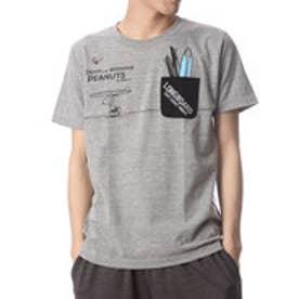 ピーナッツ PEANUTS メンズ 半袖Tシャツ PN-9C12407TSキ