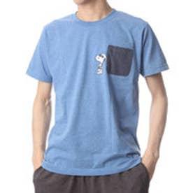 ピーナッツ PEANUTS メンズ 半袖Tシャツ PN-9C12127TSキ