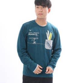 ピーナッツ PEANUTS メンズ 長袖Tシャツ PN-9C16527TL2