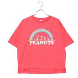 ピーナッツ PEANUTS レディース 半袖Tシャツ PN-9C22258TS