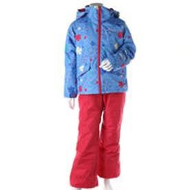 フェニックス PHENIX ジュニア スキー ウェア上下セット JR. GIRL'S TWO-PIECE PS6H22P96 (LIGHT BLUE)