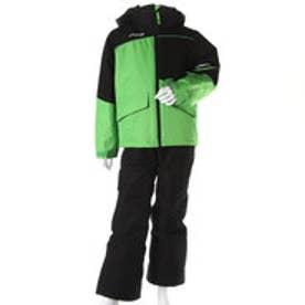 フェニックス PHENIX ジュニア スキー ウェア上下セット JR. BOY'S TWO-PIECE PS6G22P86 (YELLOW GREEN)