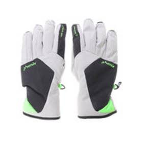 フェニックス PHENIX メンズ スキー グローブ Performance Gloves Under PS678GL34 (GRAY)