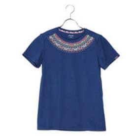 フェニックス PHENIX レディース トレッキング 半袖Tシャツ Maasai Beads S/S PH822TS60
