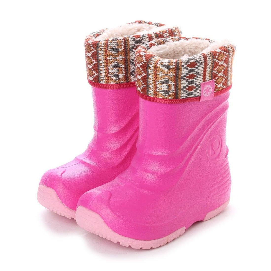 ロコンド 靴とファッションの通販サイトプーキーズ POOKIES ジュニア ラバーブーツ プーキーズ ジュニアブーツ PK-EB510N 5451
