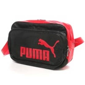 プーマ PUMA エナメルバッグ 072404 ブラック