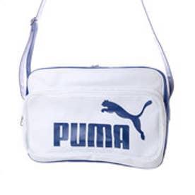 プーマ PUMA ユニセックス エナメルバッグ エナメル マット ショルダー L 074668 722