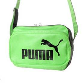 プーマ PUMA ユニセックス エナメルバッグ エナメル マット ショルダー M 074667 726