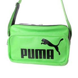 プーマ PUMA ユニセックス エナメルバッグ エナメル マット ショルダー L 074668 721