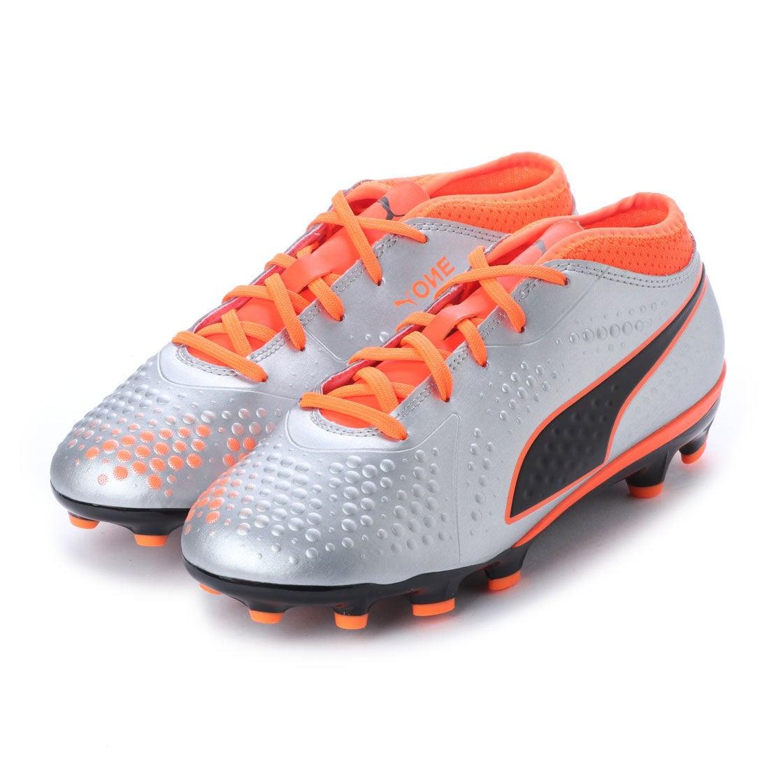 ロコンド 靴とファッションの通販サイトプーマ(PUMA)ジュニアサッカースパイクシューズプーマワン4SYNHG+MIDJR104781