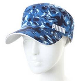 プーマ PUMA メンズ ゴルフ ワークキャップ グラフィックミリタリー 866455