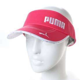 プーマ PUMA レディース ゴルフ サンバイザー ゴルフW ツイルバイザー 866467