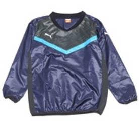 プーマ PUMA ジュニアサッカーウィンドジャケット 920122 ネイビー