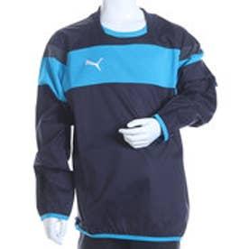 プーマ PUMA ジュニアサッカーピステジャケット TT SPIRIT 2 ジュニアピステトップ 654811 ネイビー  (NEW NAVY)