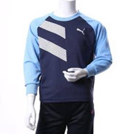 プーマ PUMA ジュニア 長袖機能Tシャツ LS TEE 591902