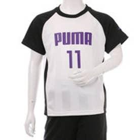 プーマ PUMA ジュニア 半袖機能Tシャツ SS TEE 591884