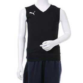 プーマ PUMA ジュニア サッカー/フットサル ノースリーブインナーシャツ ジュニアSLインナーシャツ 655278