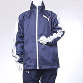 プーマ PUMA ジュニア ウインドジャケット GL ウーブン ジャケット 920840 (ネイビー)