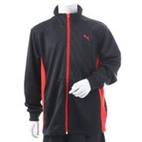 プーマ PUMA ジュニア 長袖ジャージジャケット トレーニング ジャケット 850941 (ブラック)