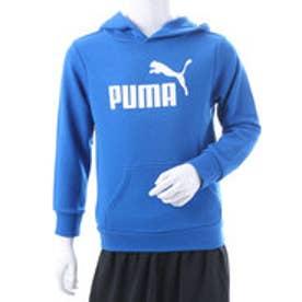 プーマ PUMA ジュニア スウェットパーカー ジュニア フーデッド スウェット 850943 (ブルー)