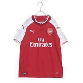 プーマ PUMA ジュニア サッカー/フットサル ライセンスシャツ Arsenal キッズSS ホーム レプリカシャツ 751521