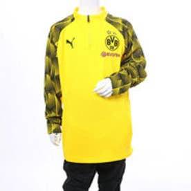 プーマ PUMA ジュニア サッカー フットサル ジャージジャケット BVB 1 4 ジップトップ ジュニア 752860