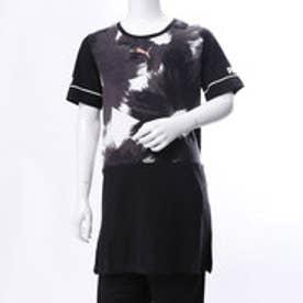プーマ PUMA ジュニア 半袖 Tシャツ Style AOP SS ロングTシャツ 852201