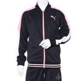 プーマ PUMA ジュニア 長袖 ジャージジャケット Softsport トレーニングジャケット 851153