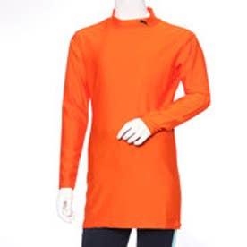 プーマ PUMA ジュニア サッカー/フットサル 長袖インナーシャツ COMPRESSION JR モックネック LS シャツ 920481