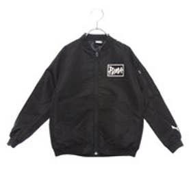 プーマ PUMA ジュニア 中綿ジャケット STYLE ボンバーウーブンジャケット 854007