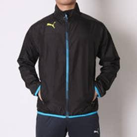 プーマ PUMA サッカーウィンドジャケット IT EVOTRG ライトウーブンジャケット 654873  (BLACK-ATOMIC BLUE)