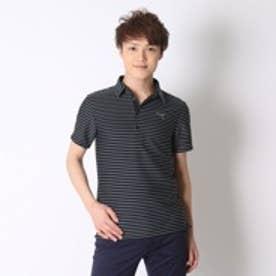 【アウトレット】プーマ PUMA ゴルフシャツ ゴルフ SS ワイドカラー ポロシャツ 923317 ブラック (ブラック)