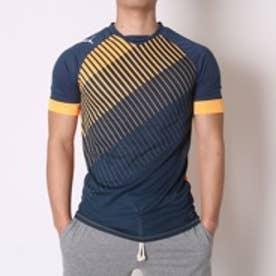 プーマ PUMA サッカープラクティスシャツ IT EVOTRG SSトレーニングTEE 654825 (ブルー)