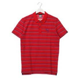 プーマ PUMA メンズ 半袖ポロシャツ ストライプポロシャツ 593061