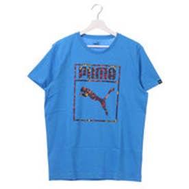 プーマ PUMA メンズ 半袖Tシャツ PUMA LOGO CAMO TEE 592735