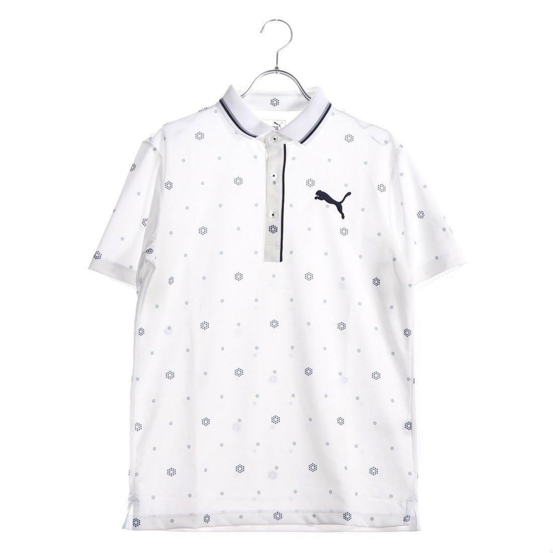a7a7a5ef6c171 プーマ PUMA メンズ ゴルフ 半袖 シャツ ドットSS ポロシャツ 923680 -レディースファッション通販 ロコンドガールズコレクション  (ロココレ)