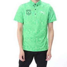 プーマ PUMA メンズ ゴルフ 半袖 シャツ ジオメトリックSS ポロシャツ 923685