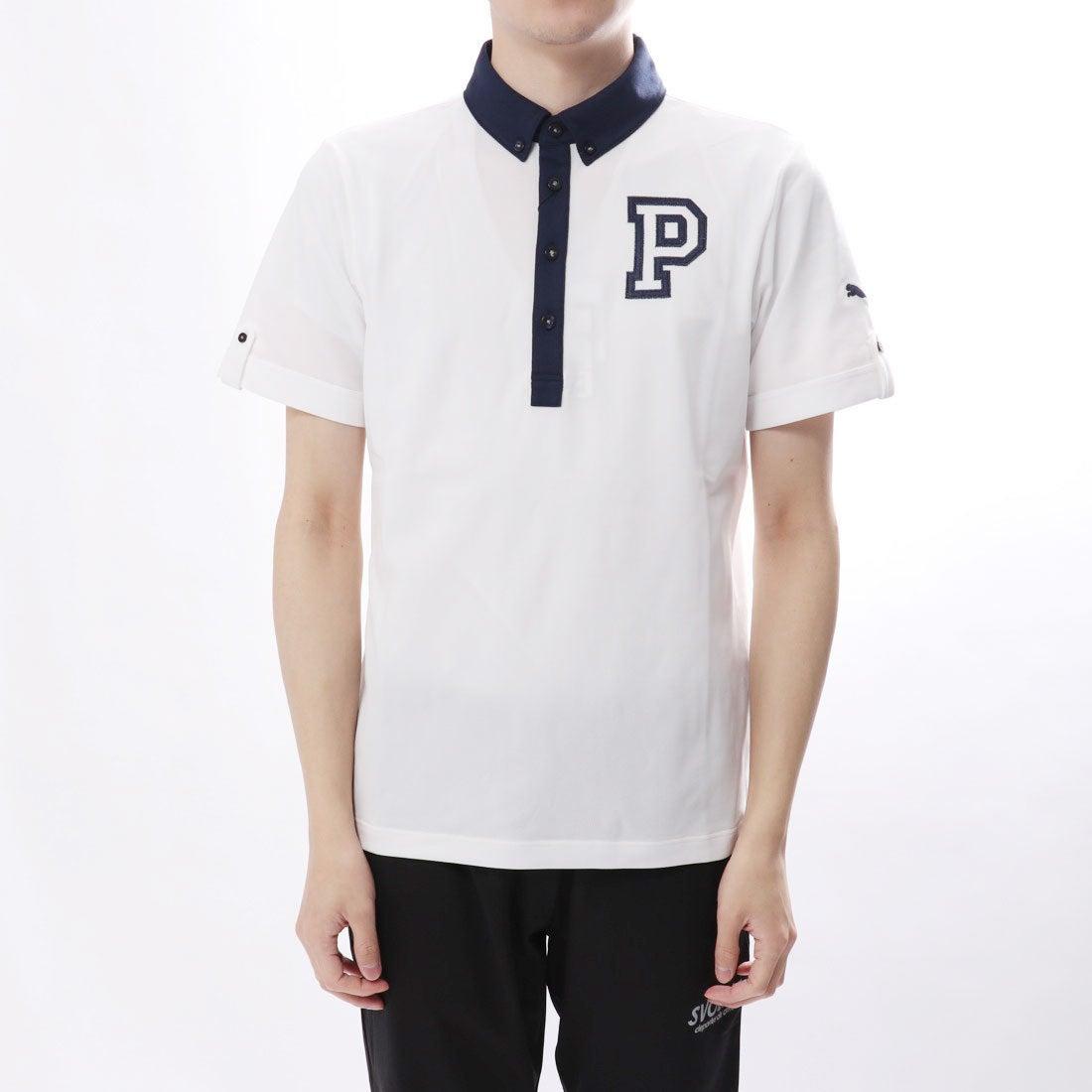 bb55c55ace1c9 プーマ PUMA メンズ ゴルフ 半袖 シャツ ロールアップSS ポロシャツ 923683 -レディースファッション通販 ロコンドガールズコレクション  (ロココレ)