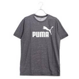 プーマ PUMA メンズ 半袖Tシャツ エッセンシャル No.1 ロゴ ヘザー SS Tシャツ 593039