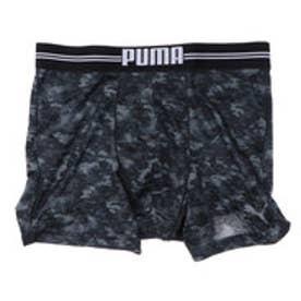 プーマ PUMA メンズ ショーツ ポリベア カモ柄ボクサー D7PM3433【返品不可商品】