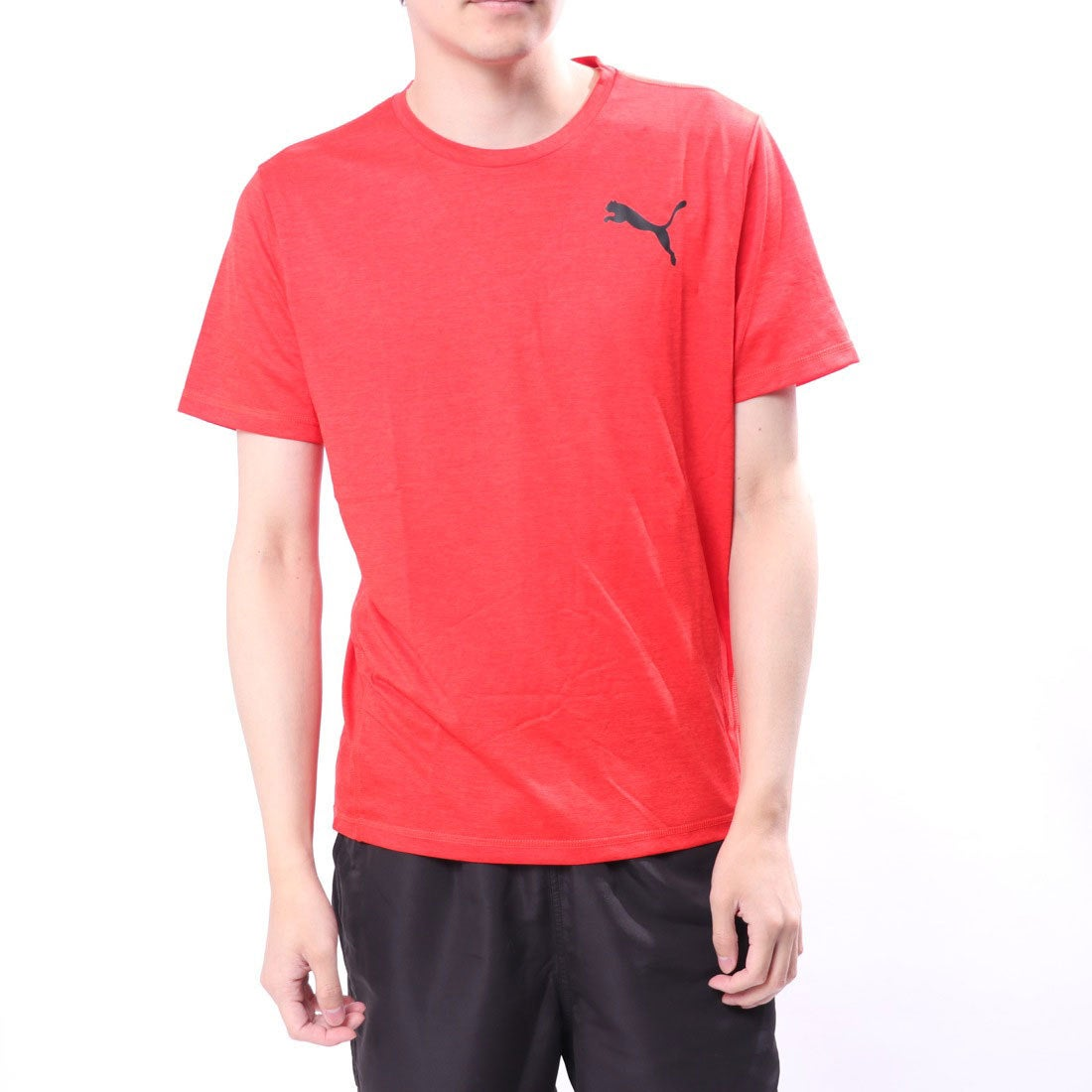 f9461d5cb25de プーマ PUMA メンズ 半袖機能Tシャツ ピュアテック ヘザーTシャツ 515888 -スポーツ&アウトドア通販 ロコンドスポーツ (LOCOSPO)