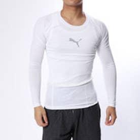 プーマ PUMA メンズ フィットネス 長袖コンプレッションインナー テック ライト LS Tシャツ 516711