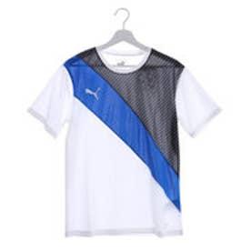 【アウトレット】プーマ PUMA サッカー/フットサル 半袖シャツ FTBLTRG SSグラフィック シャツ 655152
