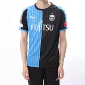 プーマ PUMA サッカー フットサル ライセンスシャツ フロンターレ オーセンティック ホーム SSシャツ 920899