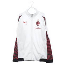 プーマ PUMA サッカー/フットサル ジャージジャケット AC MILAN スタジアムジャケット 754453