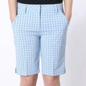 プーマ PUMA ゴルフショートパンツ ゴルフ W プレイド バミューダ 571589 ブルー (クール ブルー)