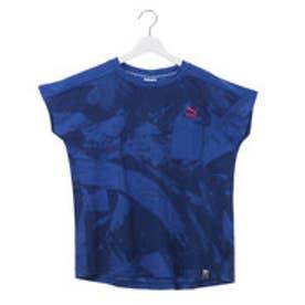 プーマ PUMA レディース 半袖Tシャツ AOP SS TEE 572961